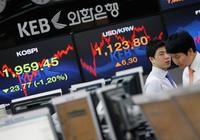 追随美股 周一亚洲股市小幅反弹