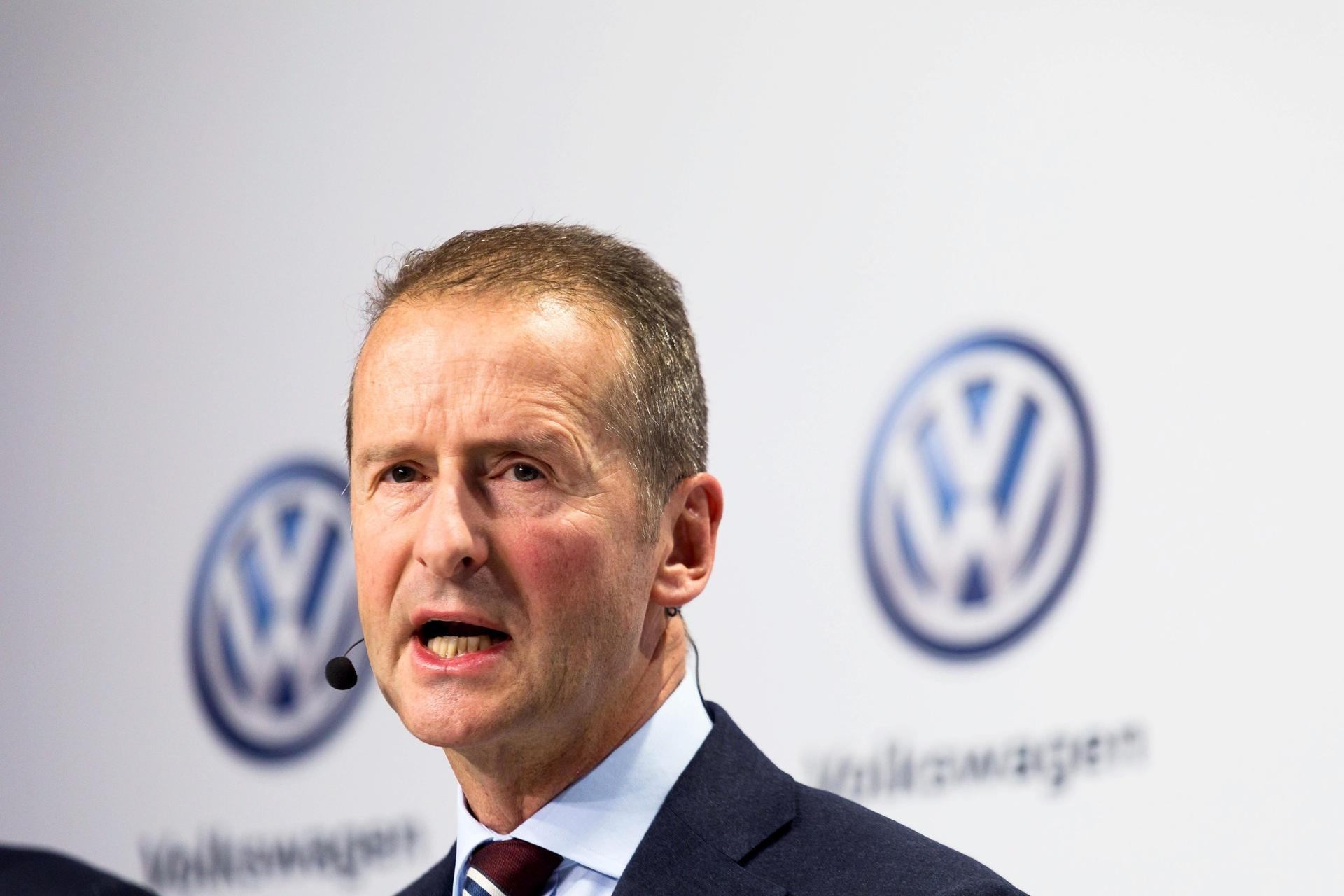 大众CEO再喷氢能源,燃料电池车并非未来
