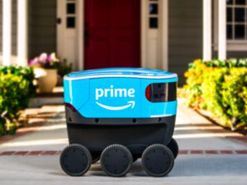 """亚马逊开始实地测试机器人送快递!""""最后一公里""""指日可待?"""