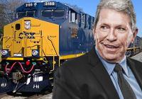 """美国运输业最""""值钱""""CEO:他请病假 公司市值蒸发60亿美元"""