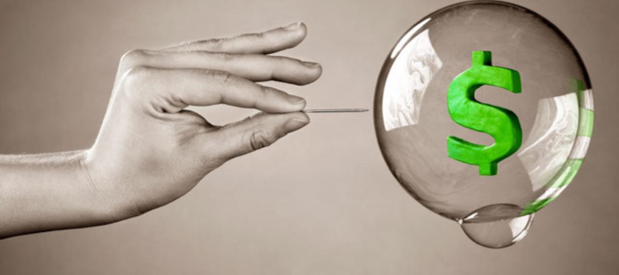 高盛市场报告:如今的股市根本算不得泡沫