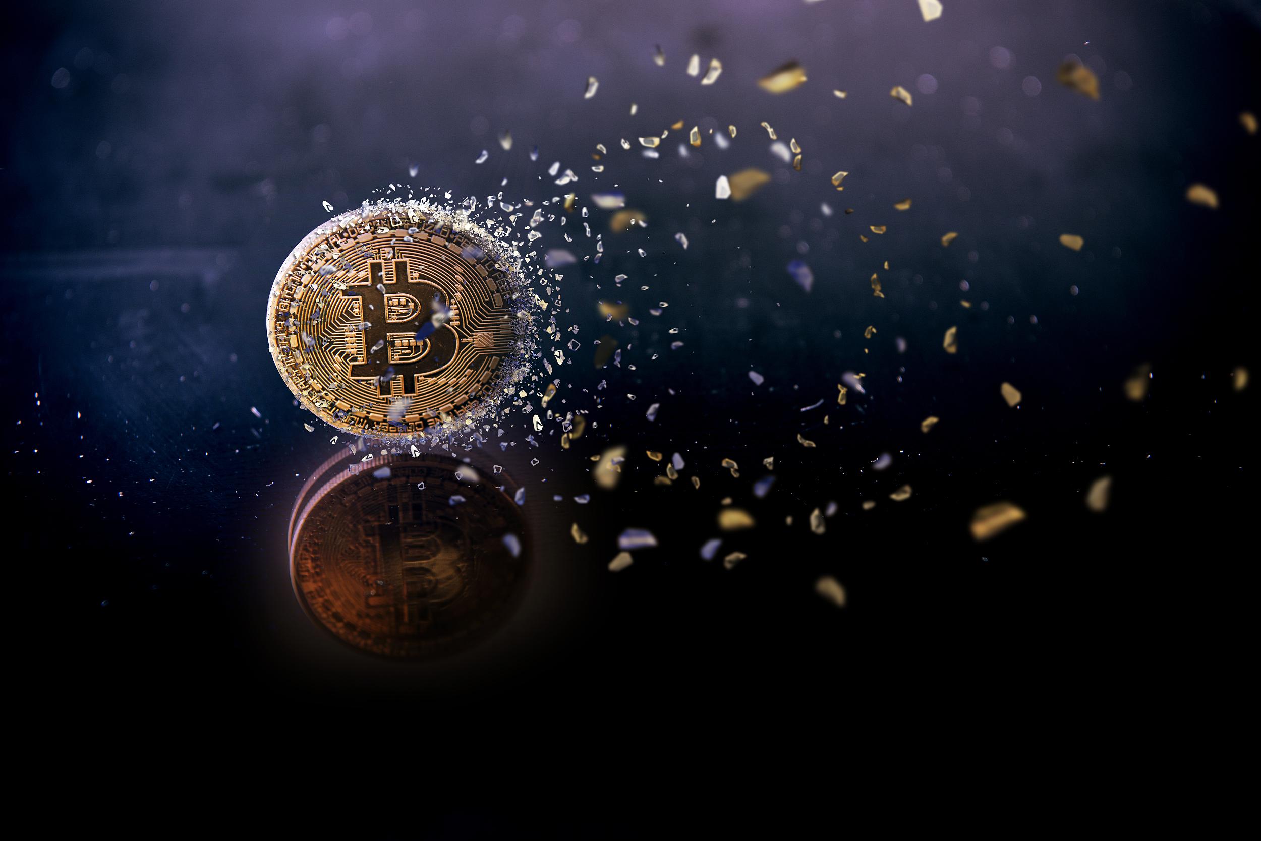 全崩了!数字货币市场惨遭血洗,1万亿美元灰飞烟灭,发生了什么?