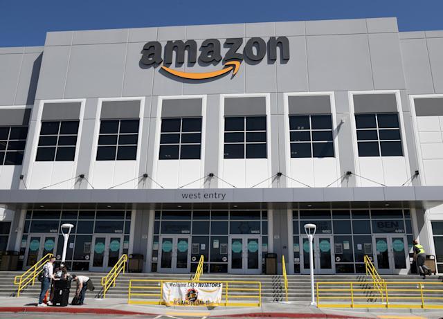 """亚马逊大手笔回购要来了 公司史上最大规模发债""""提供弹药"""""""