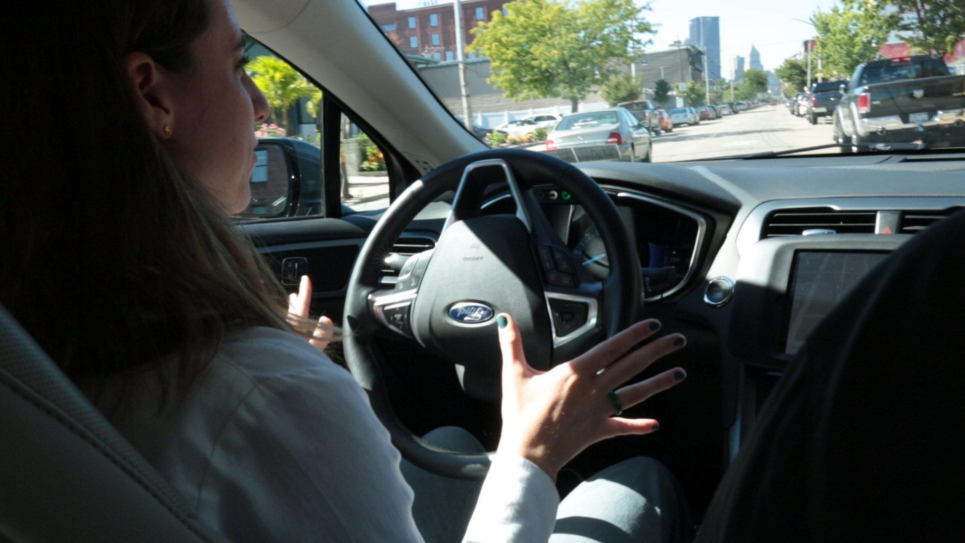 滴滴们的未来:首辆无人驾驶Uber在美国上路