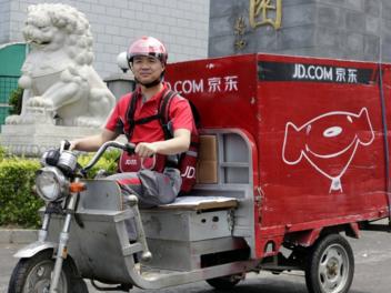 """京东杀入""""个人快递业务"""",京东物流CEO王振辉:明年推广到30-50个核心城市"""