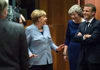 """梅姨""""加钱""""、默克尔定调、梅姨否认:退欧局势一天三变"""