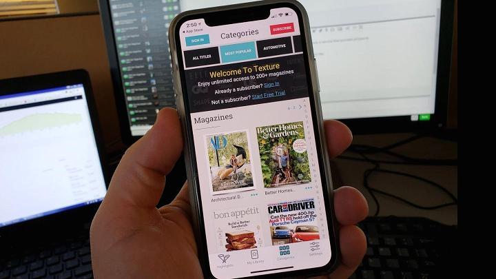 """苹果收购""""纸媒版奈飞""""应用Texture,股价创新高 - 木买蚂蚁 - hfzhangping的博客"""