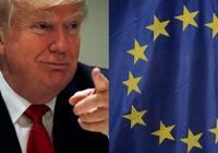 """欧盟""""最高层""""沟通警告特朗普:若贸易保护影响出口,欧洲准备还击"""