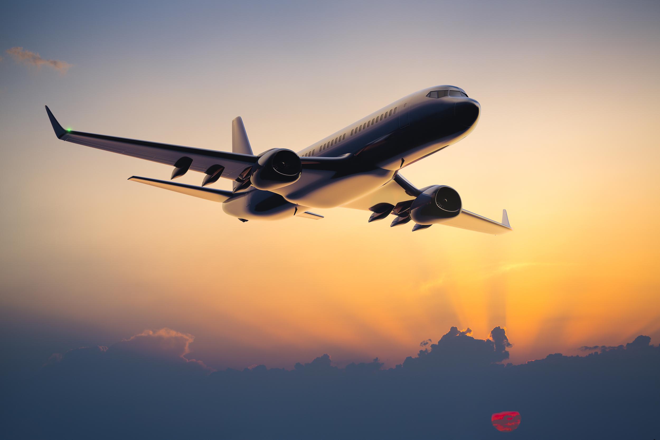 2035年第一架!空客下注氢能源飞机