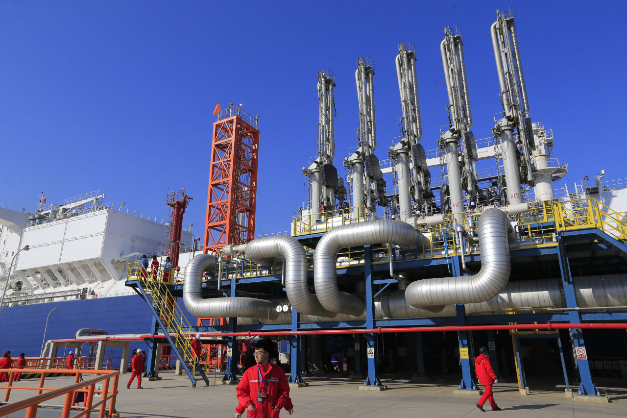 欧洲正在经历一场能源危机!电价屡创新高 天然气连续暴涨