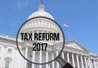 历史性税改迈出关键一步 众议院批准共和党税改议案