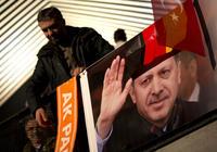 """埃尔多安:鼓励土耳其人支持里拉 投机者将""""付出惨重代价"""""""