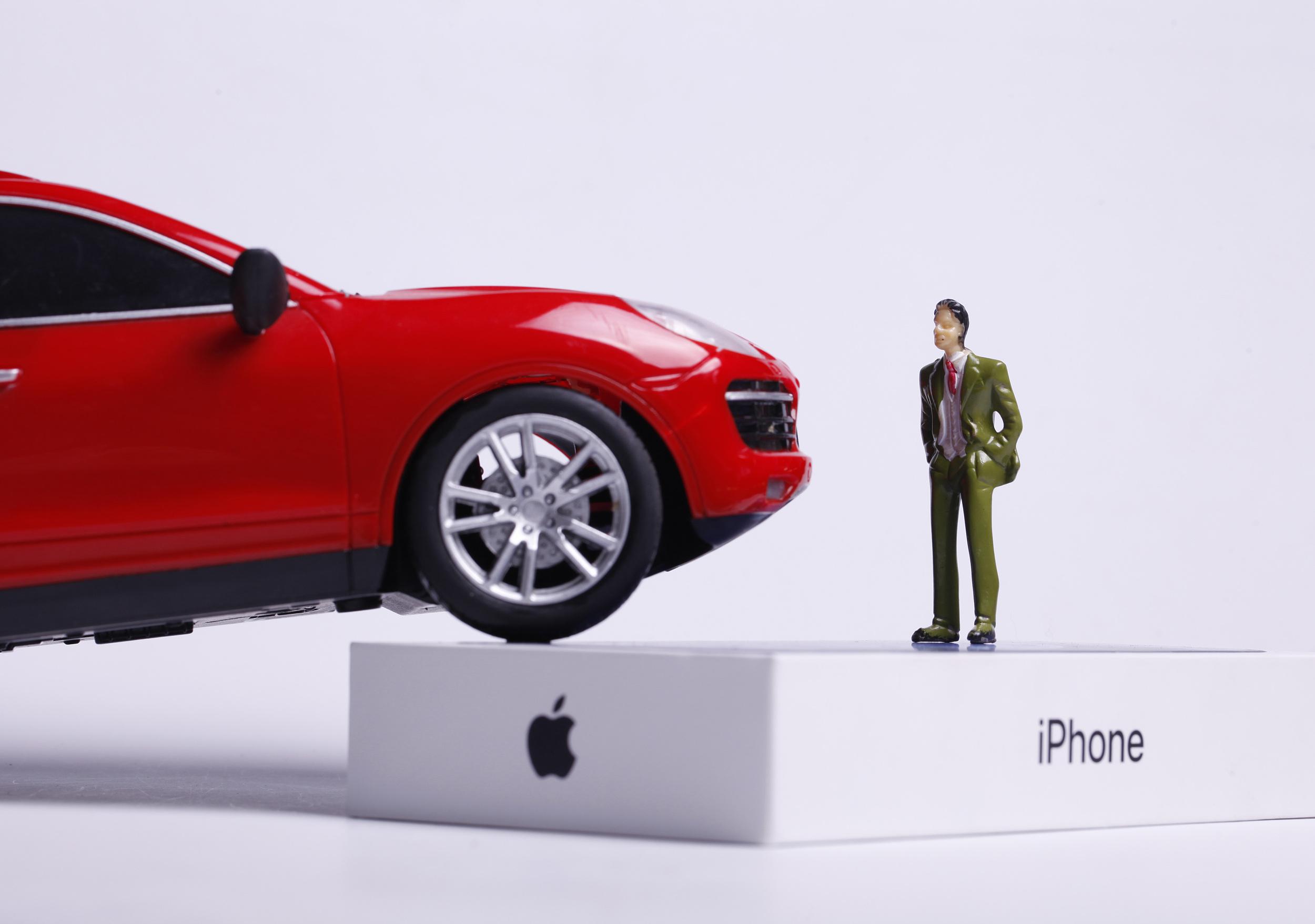 与宁德时代、比亚迪谈判陷入停滞,苹果造车之路充满荆棘