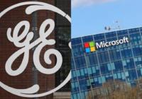 通用电气与微软达成双方史上最大规模合作关系