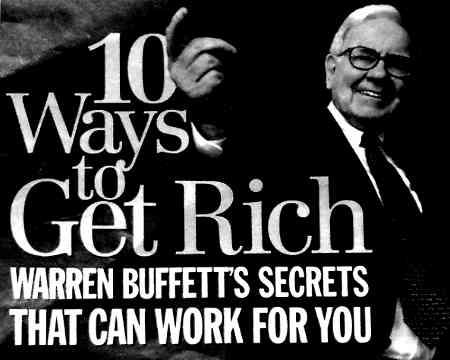 """""""像巴菲特那样投资""""——只要7个步骤!"""